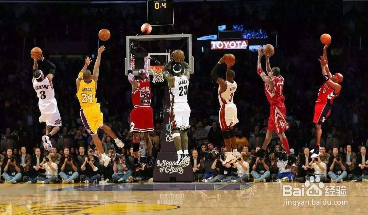 篮球新手怎么练习投篮?