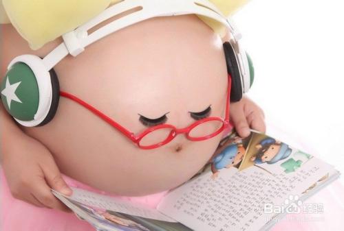 孕中期瑜伽视频教程图片