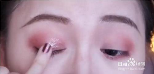 无辜眼妆画法图片