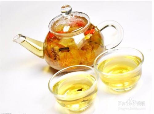 喝什么花草茶减肥图片