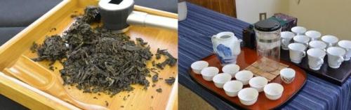 泾阳茯茶口感图片