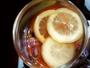 喝花草茶能减肥吗图片