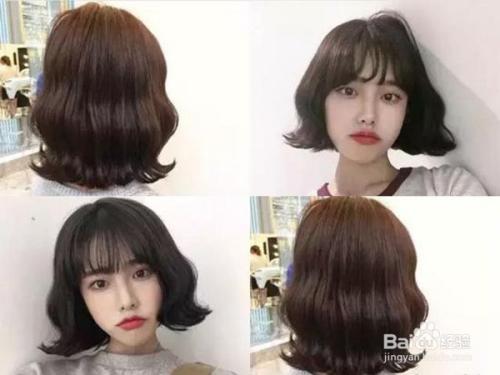 大波浪卷发发型图片图片