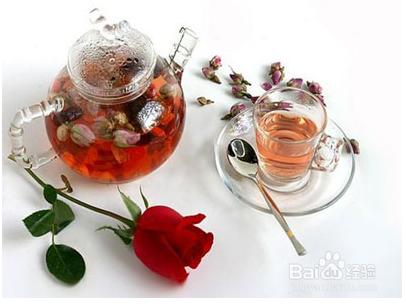 佰花堂花茶有什么功效图片