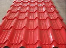 彩钢板安装过程