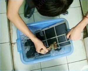 空調室內外機如何清洗保養