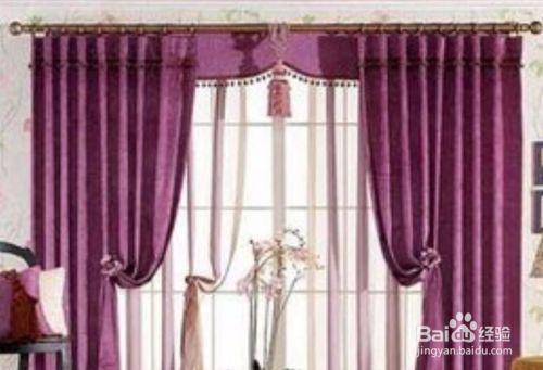 客廳如何挑選窗簾?