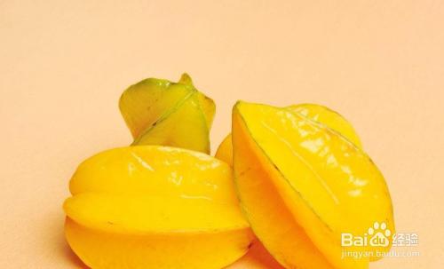 杨桃种子图片