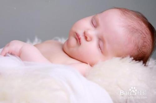 宝宝睡眠时间表图片
