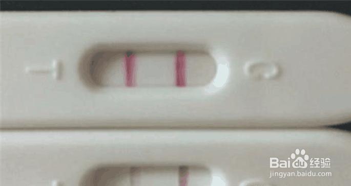 如何看验孕棒是否怀孕?
