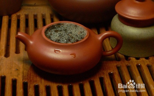 喝茶前需要洗茶吗图片