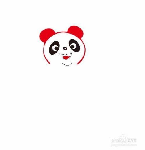 小熊吉祥物设计
