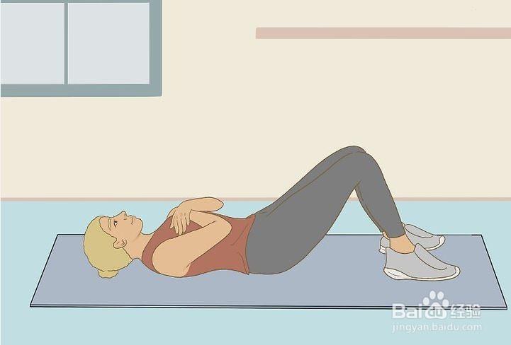 如何做卷腹运动