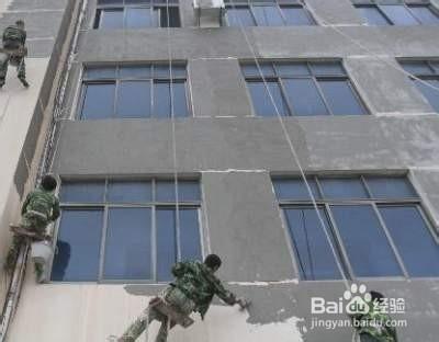 外牆塗料施工注意事項