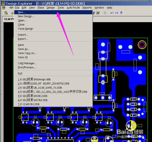 如何将Protel99se文件生成光绘文件