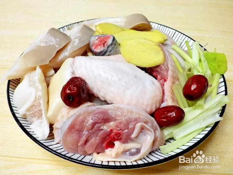 怎样做出家常菜系列之胡椒猪肚鸡汤