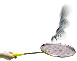 羽毛球拍线断了怎么办图片