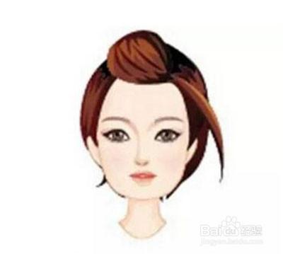 什么样的脸型适合什么样的头发