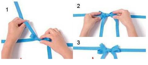 礼品盒丝带打法_礼品包装蝴蝶结打法-百度经验