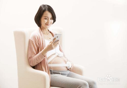 胎心监护看什么图片