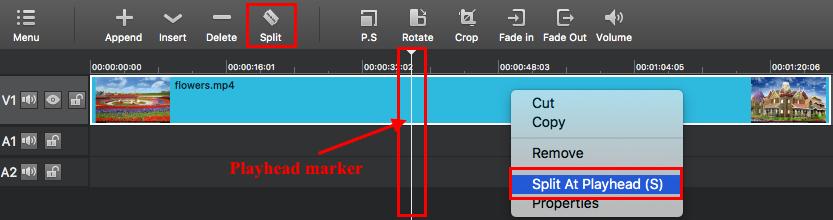 剪大师mac剪辑教程-如何剪切和拼接电影...