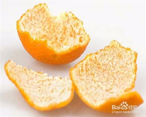 桔子皮的功效与作用及食用方法图片