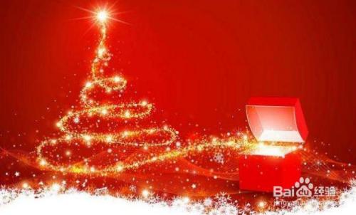 用英语写圣诞节祝福语图片