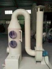 塑料废气处理方法