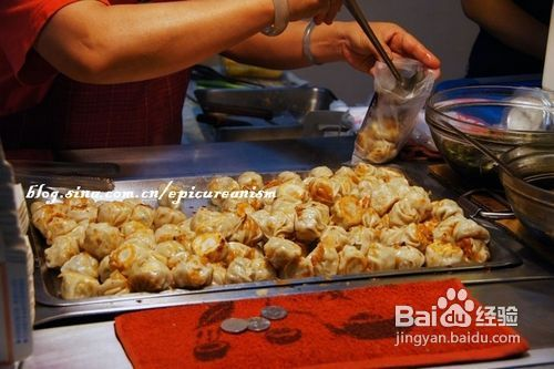 北京台湾街美食图片