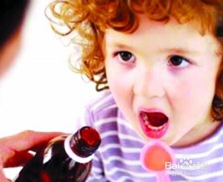 儿童退烧药布洛芬图片