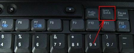 键盘上字母键变成数字图片
