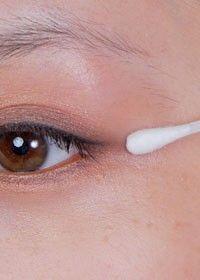 大眼妆画法图片