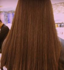小孩头发一个月能长多长图片