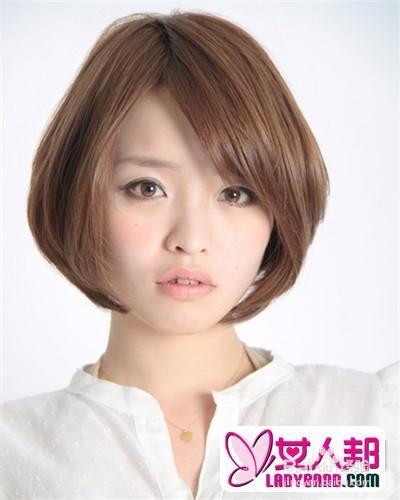 剪短发什么发型好看女脸大图片