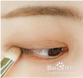网红眼妆画法图片