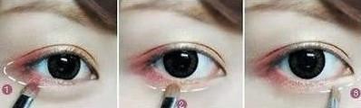 学生淡妆化妆步骤图片