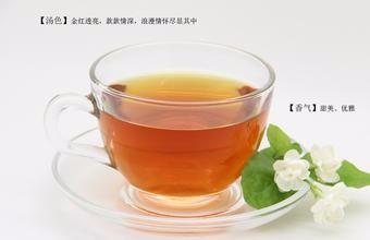 喝花草茶的好处图片
