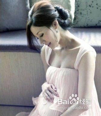 如何缓解怀孕初期不适图片