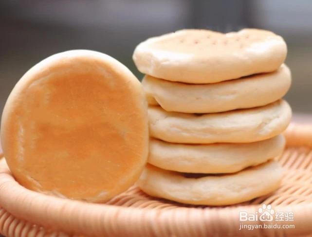 面包饼子的制作方法
