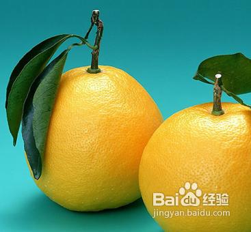 橘子怎么挑选才甜图片