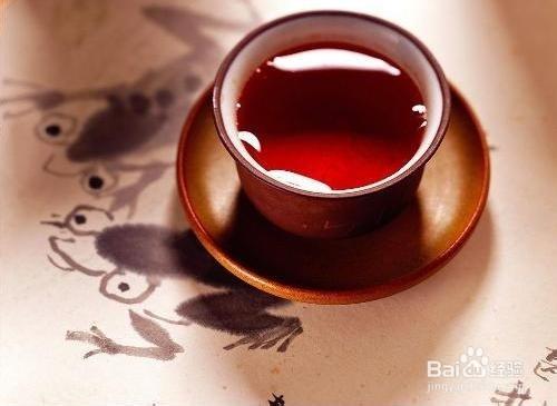 冬季喝什么茶最好图片
