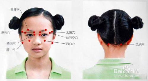 新眼保健操图解
